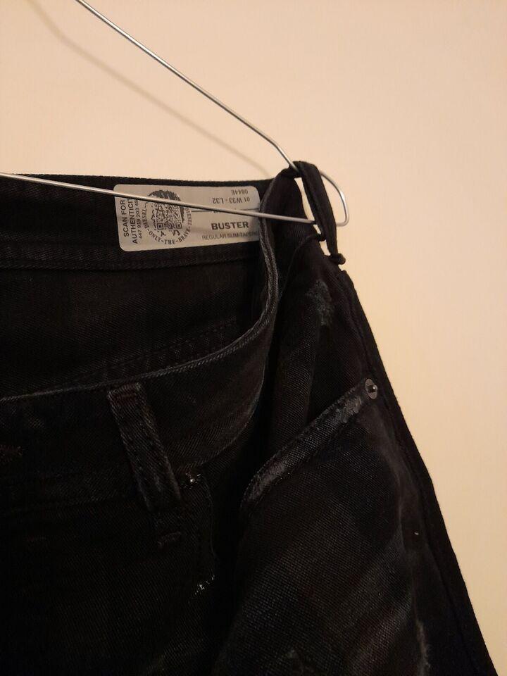 Jeans, Diesel buster, str. 33