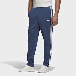 adidas-Essentials-3-Stripes-Tapered-Open-Hem-Pants-Men-039-s