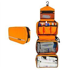 Mowham Hanging Toiletry Bag Large For Men&Women/Travel Toiletry kit orange