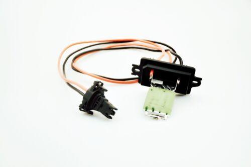 Nuevo Ventilador Soplador Calefactor Resistor Para Renault Megane MK 2 7701207717 2002-2018