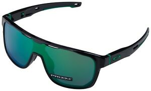 Image is loading Oakley-Crossrange-Shield-Sunglasses-OO9387-0331-Black-Ink- b75b72095100c