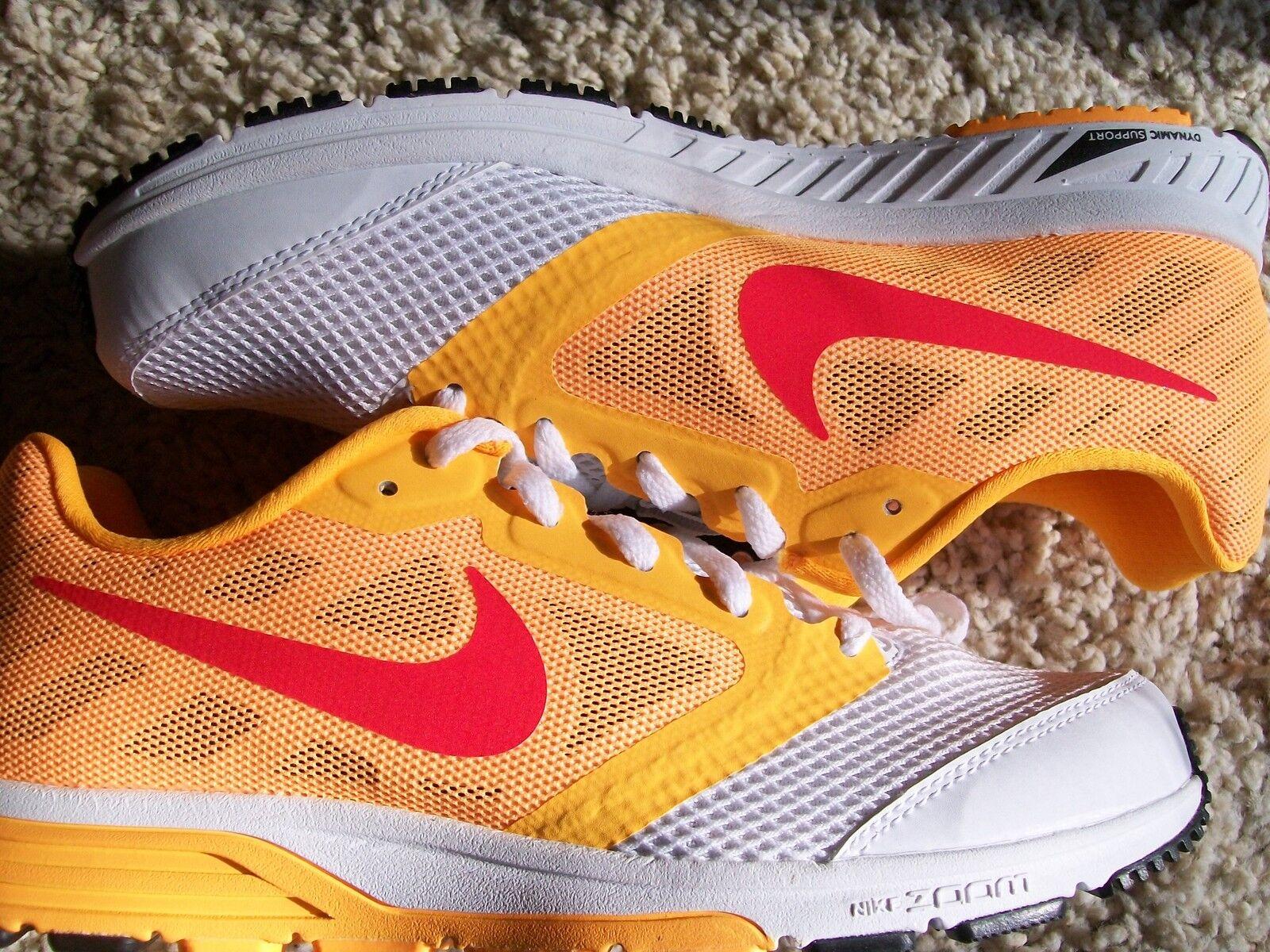 damen Nike Trainers Zoom Fly UK Größe 4.5 in Peach NEW in Box