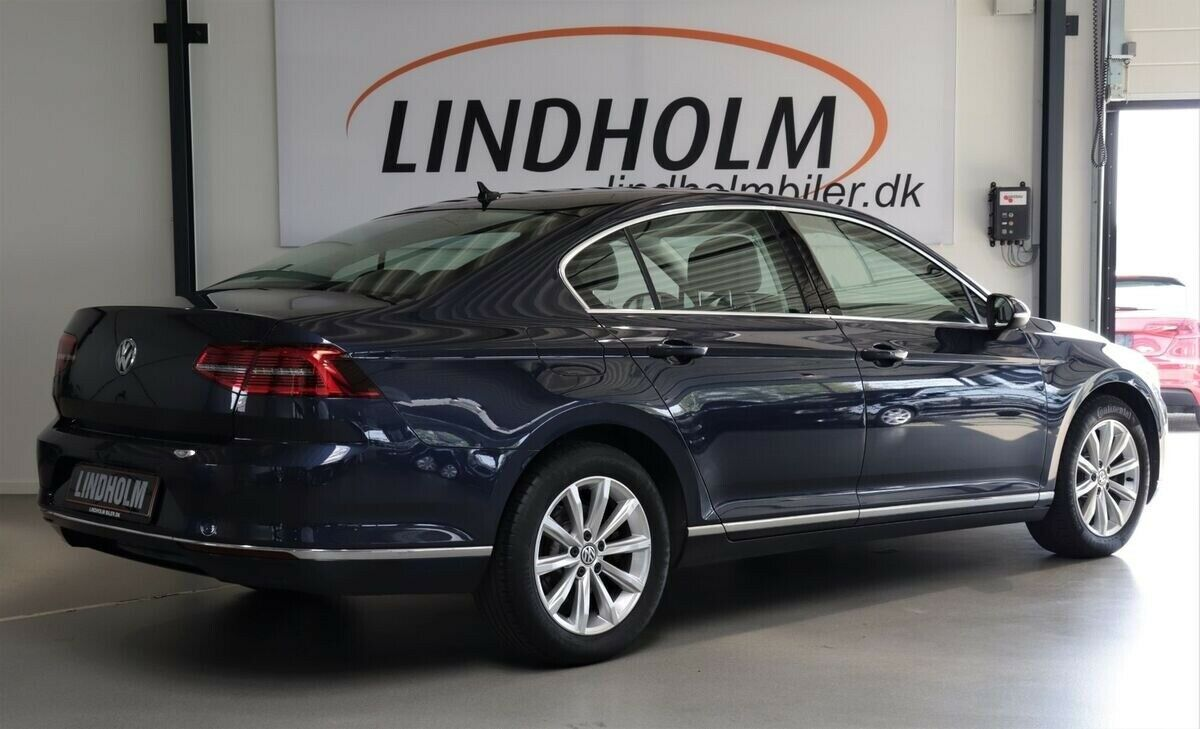 VW Passat TDi 150 High+ DSG