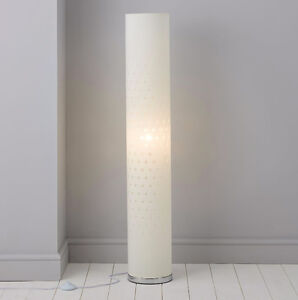 NEW FLOOR STANDING LAMP LIGHT CONTEMPORARY DESIGN STYLISH CYLINDER ...