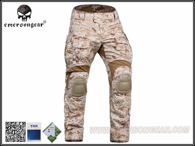 Pantalones De  Combate G3 equipo Emerson AOR1 36W  100% garantía genuina de contador