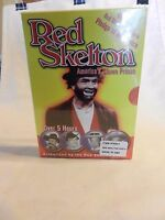 Red Skelton - America's Clown Prince (dvd, 2004, 2-disc Set) (fj)