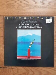 Various-Just-Guitars-CBS-25946-Vinyl-LP-Album
