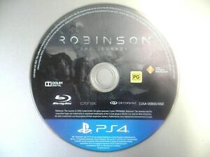 Robinson-The-Journey-PS4-Game-Playstation-4-Game-DISC-ONLY
