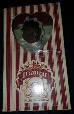 "D'azucar Taller De Munecas African American Black Baby Girl 8"" Vinyl Doll Spain"