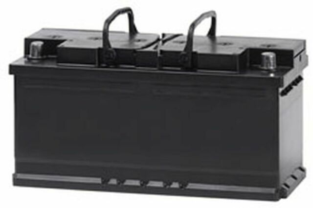 Replacement Battery For Aston Martin Vanquish V12 6 0l 830cca Year 2014 Ebay