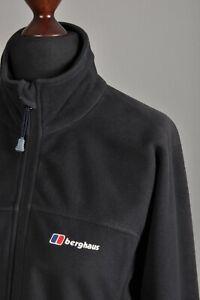 Women-039-s-BERGHAUS-Windfod-Polyester-Polyurethane-Black-Full-Zip-Fleece-Jacket-14
