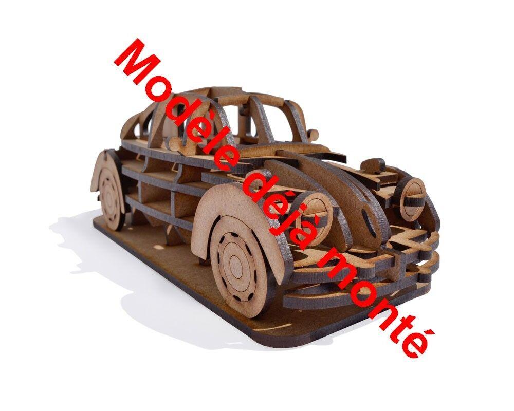 Volkswagen Käfer Set aus Holz Schon Aufgebaut suricata
