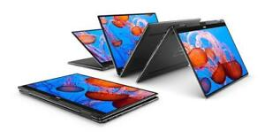 DELL-XPS-13-2-in-1-9365-13-3-034-FHD-TOUCH-i7-7Y75-8GB-256GB-SSD-Win10-Pro-Warranty