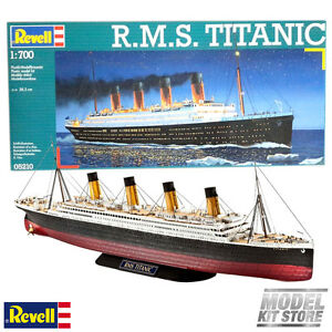 RMS Titanic Revell Civilian Ship Model Kit NEW EBay - Cruise ship model kits