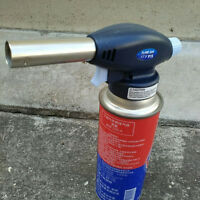 Hotsale Gas Torch Flamethrower Butane Burner  Piezoelectricity Ignite Soldering