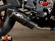 M4 Street Slayer Carbon Fiber 2011 2012 2013 2014 2015 Kawasaki ZX10R Exhaust