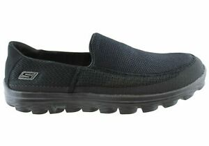 Brand-New-Skechers-Go-Walk-2-Mens-Comfortable-Slip-On-Casual-Shoes