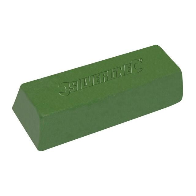 Silverline Polishing Compound 500g Green 107889