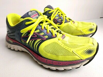Brooks Glycerin 11 Running Shoes Yellow