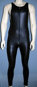 MANSTORE-M-510-Atletic-Suit-Full-Body-mit-Zip-black-M-L-oder-XL