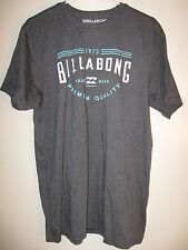 Billabong Stackhouse Graphic Tee T Shirt NWT XL Heather