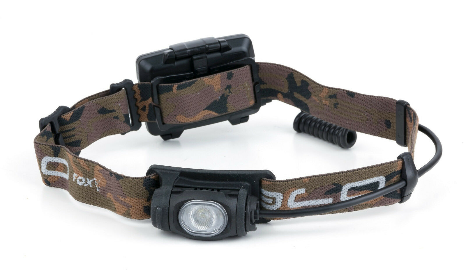 Fox Halo AL320 Headtorch CEI164 Kopflampe Lampe Lamp Angellampe