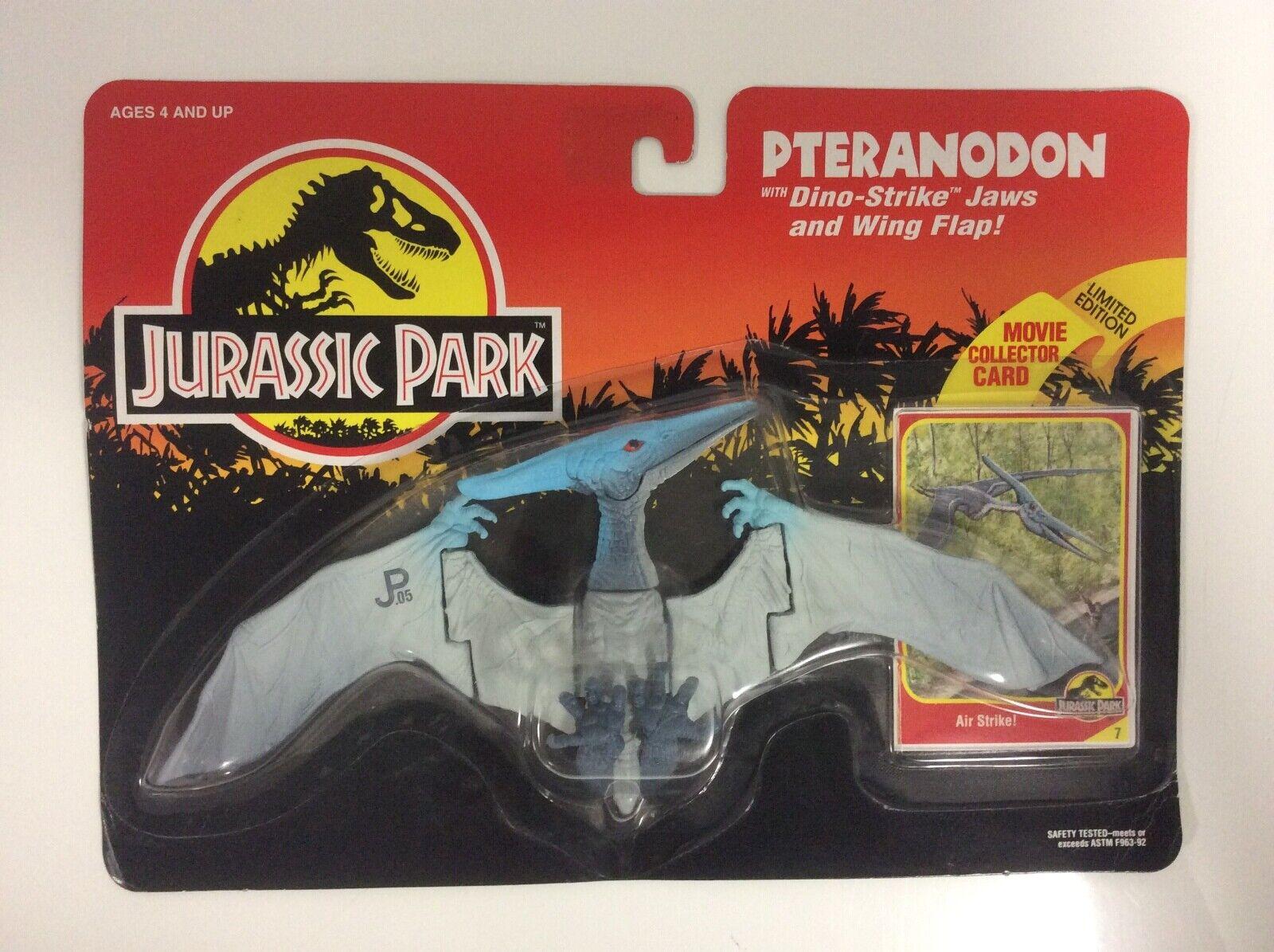 1993 Kenner Jurassic Park Dinosauri Figur - Pteranodon - MOSC