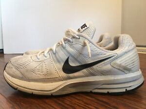 new styles ff296 c728b Details about NIKE AIR PEGASUS + 29, 525147-100, White/Black, Men's Running  Shoes, Size 11.5