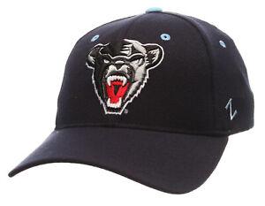 MAINE-UNIVERSITY-BLACK-BEARS-NCAA-NAVY-FLEX-FIT-CAP-HAT-ZH-Z-FIT-SIZE-M-L-NWT