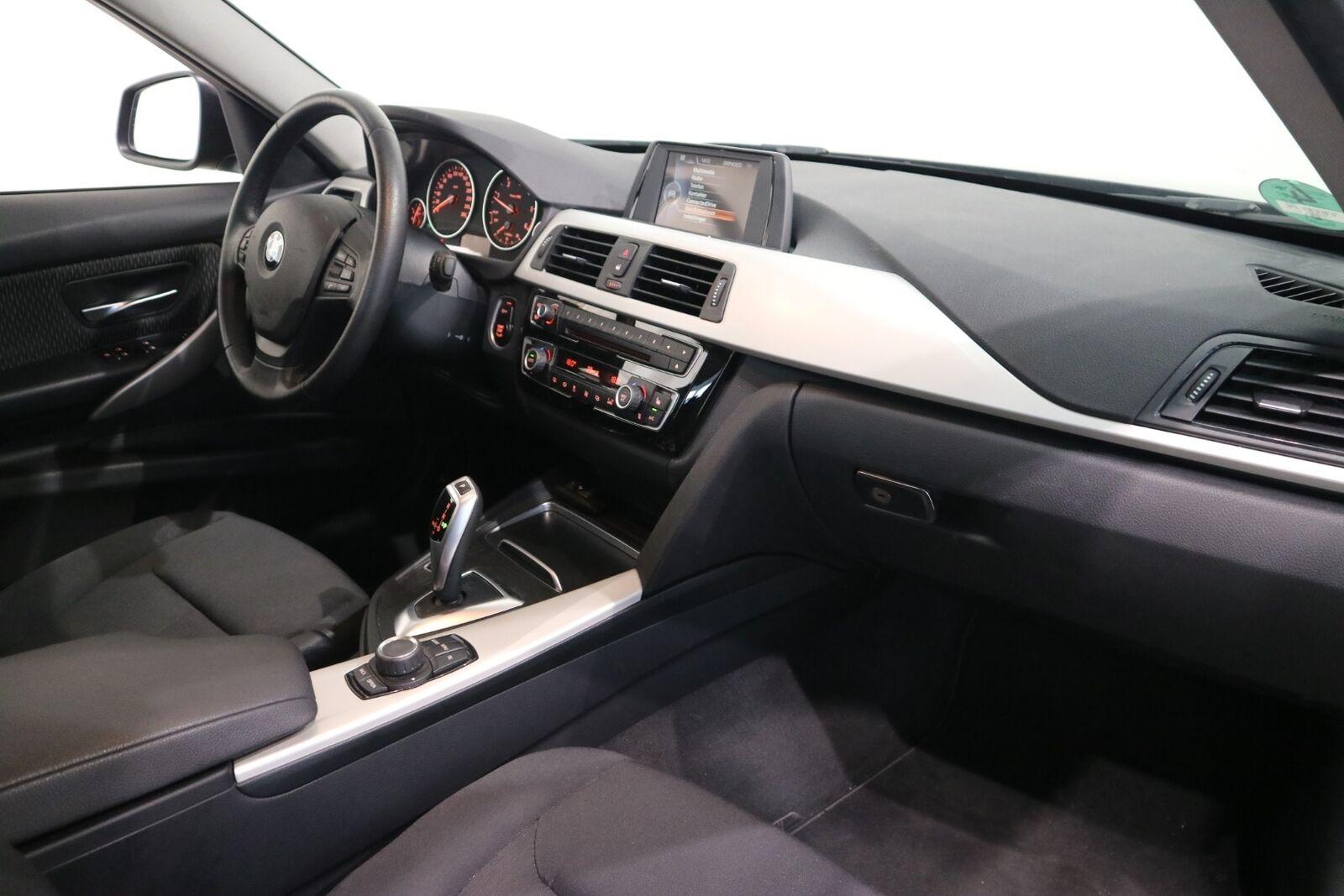 BMW 320d 2,0 aut. - billede 7