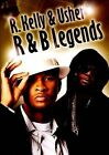 R&B Legends: R. Kelly and Usher Raymond by Various Artists (DVD, Feb-2012, Vision Black)