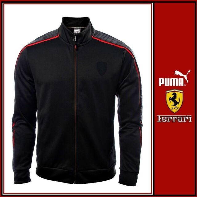 Puma Mens Ferrari Moonless Night Jacket Zip Hoodie Track Top - Free Tracked  Post 127e1a00e91