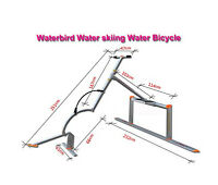Water Skipper Water Bird Aquabike Sea Scooter Water Bicycle Water