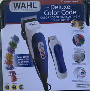 Wahl-Deluxe-Color-Code-Haircutting-amp-Touch-Up-Kit