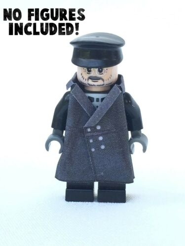 LEGO World War 2 World War 1 Military Custom Jacket Leather Trench Coat YOU PICK