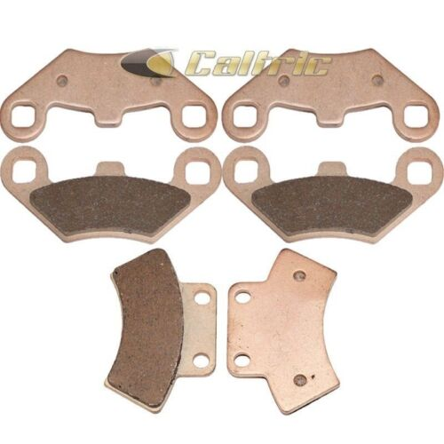 for Polaris Sportsman 400 4X4 1993 1994 95 1996 Sintered Front /& Rear Brake Pads