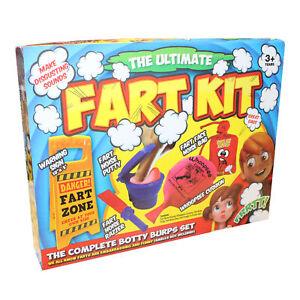 The-Ultimate-Fart-Kit-Children-039-s-Prank-Set-Age-3-Yrs-Christmas-Stocking-Filler