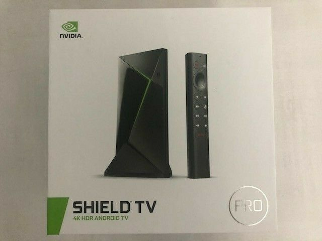 BRAND NEW NVIDIA SHIELD ANDROID TV PRO 16GB 4K HDR STREAMING MEDIA PLAYER! 16gb android brand hdr media new nvidia pro shield streaming