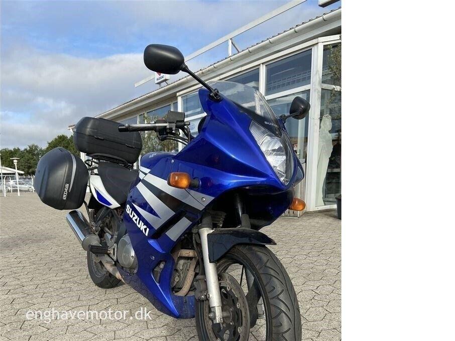 Suzuki, GS 500 F, ccm