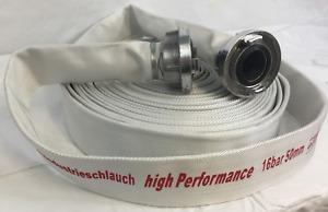 Storz-C-Flachschlauch-Bauschlauch-Feuerwehrschlauch-10-16-bar-15-30-Meter