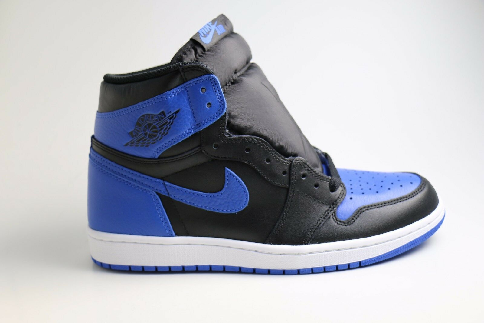 Nike Air Jordan 1 Retro HIGH OG Black Royal 41 42 43 44,5 45 46 9 11  555088 007