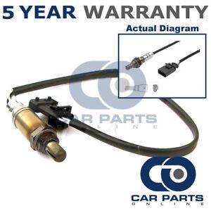 Rear-4-Wire-Oxygen-O2-Lambda-Sensor-Direct-Fit-For-Audi-Seat-Skoda-VW-Models