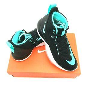 Details about Nike Zoom Rize TB Men's Basketball Shoe Black/Blue Size 7.5 -  BQ5467-001(I9)
