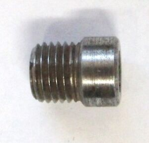 CO PLUG - Dr. Gear Plug for Shaft End Cover