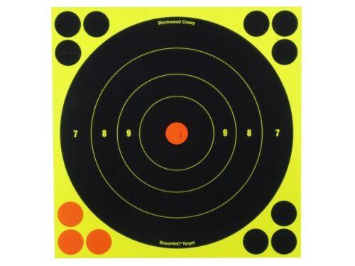 "all sizes rifle air gun practice Birchwood casey shoot N C targets 1/"" 2/"" 6/"""