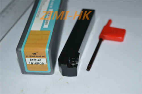 Index External Lathe Turning Holder 16×100mm SCKCR1616H09