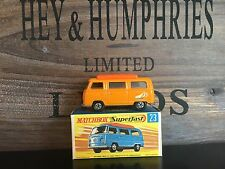 matchbox superfast no.23A-4.Version v.n.mint OVP excellent from 1970