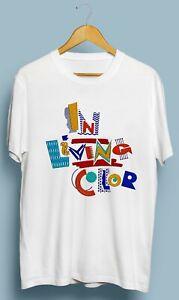 Vintage-In-Living-Color-90-039-s-Sitcom-Television-T-Shirt-Size-S-M-L-XL-2XL