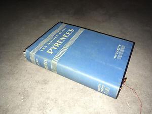 Les-Guides-Bleus-Hachette-PYRENEES-1954-Francis-Ambriere-CA25C