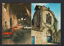 SENLIS (60) CITROEN 2CV à AUDITORIUM FRANZ LISZT / FONDATION CZIFFRA Chapelle